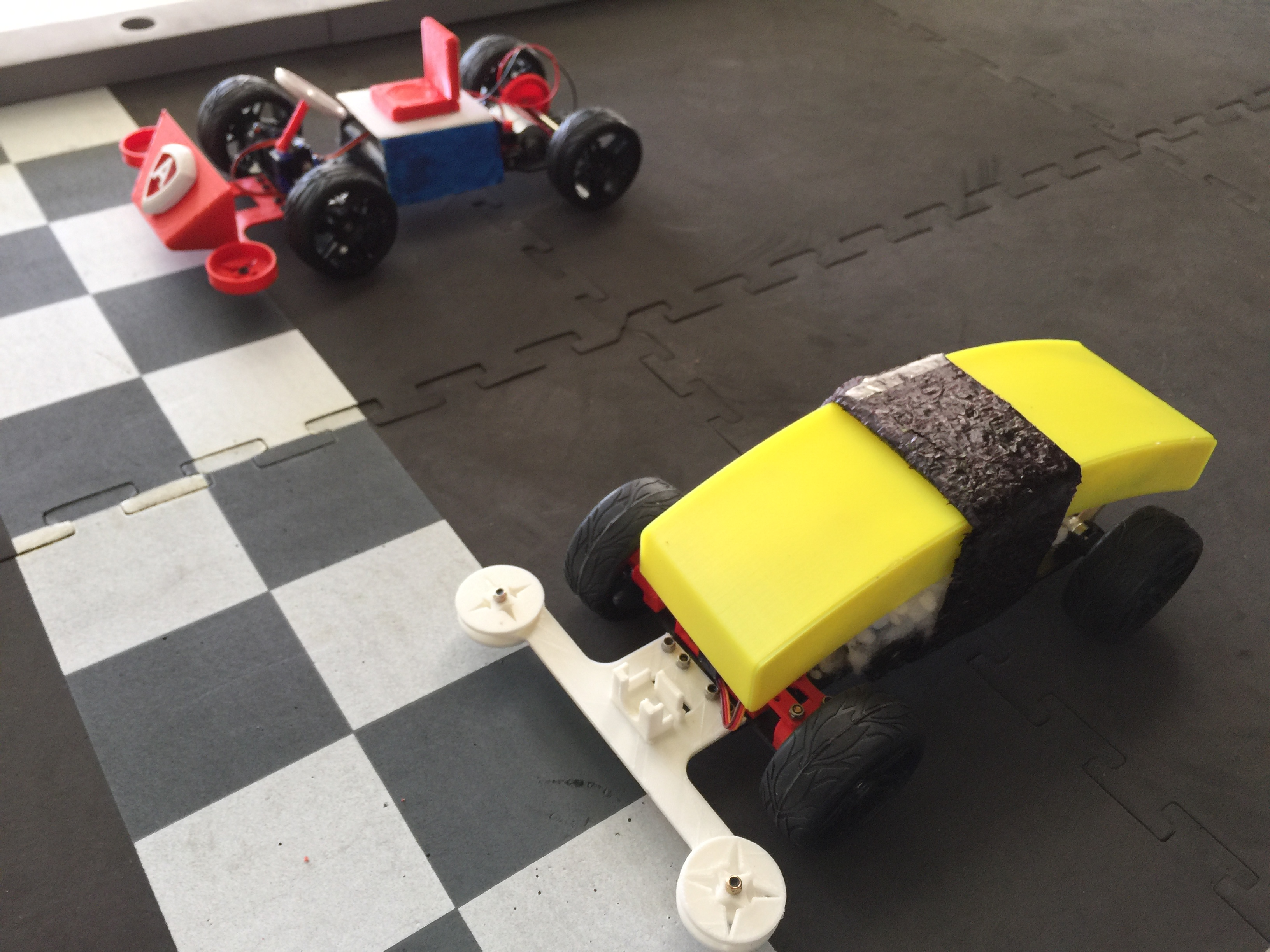 3D프린터와 아두이노를 활용한 RC CAR제작 - 성신여자대학교