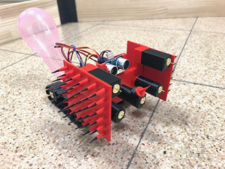 3D프린터 아두이노활용 로봇제작 - 성신여자대학교