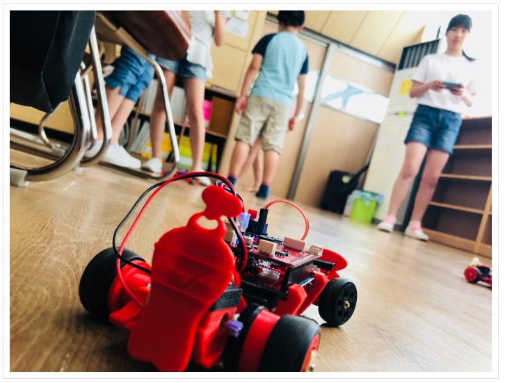 3D프린터와 아두이노 활용 RC CAR 만들기 - 명일초등학교