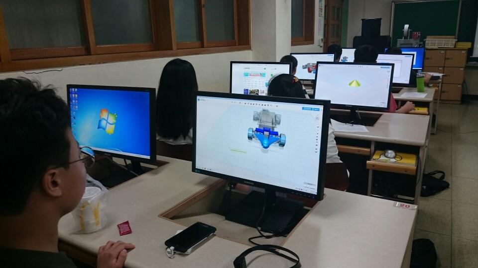 3D프린터와 아두이노 활용 RC CAR 만들기 - 상봉중학교