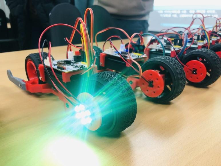 3D프린터와 아두이노를 활용한 RC BIKE 만들기 - 단국대학교