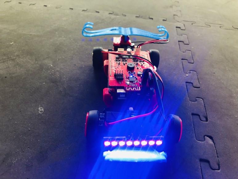 3D프린터와 아두이노를 활용한 RC CAR 만들기 - 장안평자동차산업정보센터