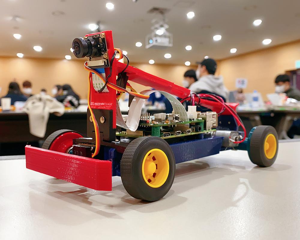 머신러닝을 이용한 인공지능 자율주행 RC CAR제작 워크샵 _ KAIST