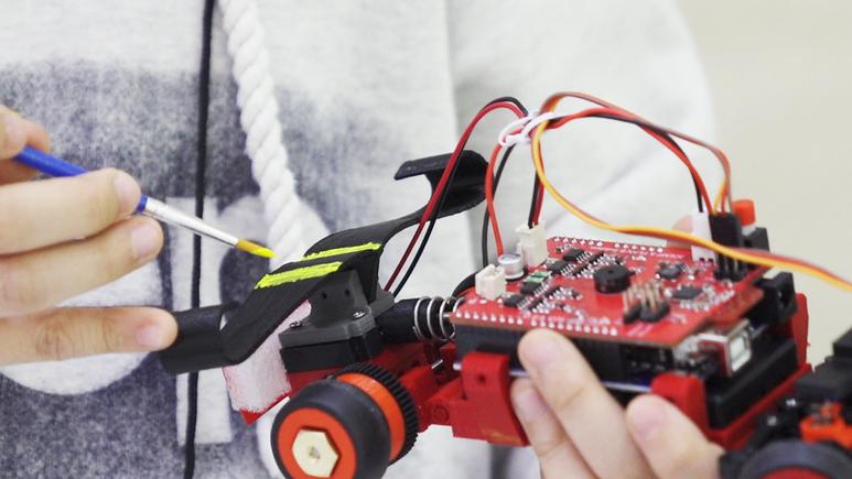 3D프린터와 아두이노를 활용한 RC CAR 메이커톤 - 단국대학교