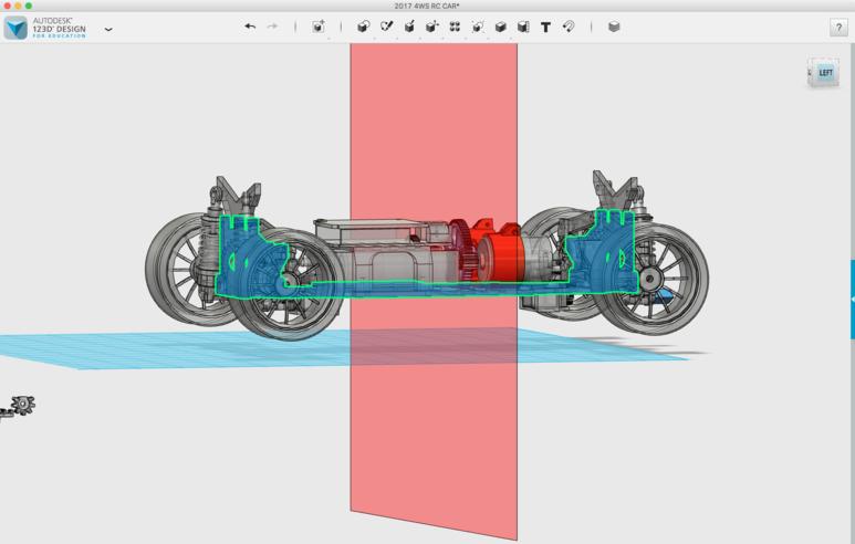 3D프린터와 아두이노로 만드는 4WS RC CAR #2