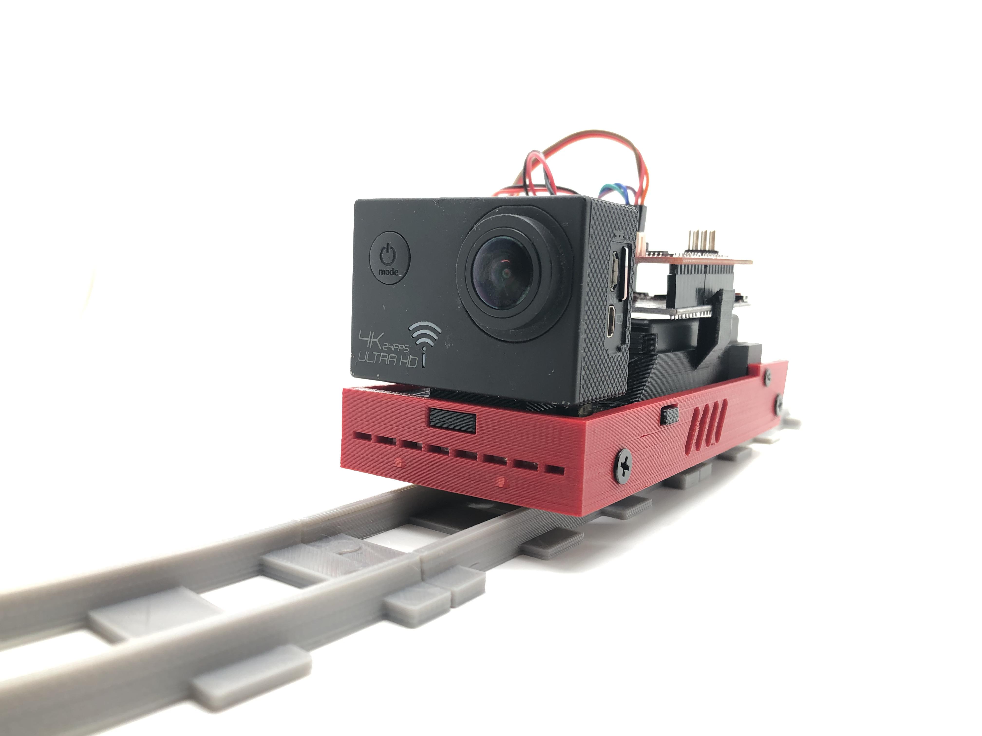 3D프린터와 아두이노를 활용한 RC TRAIN