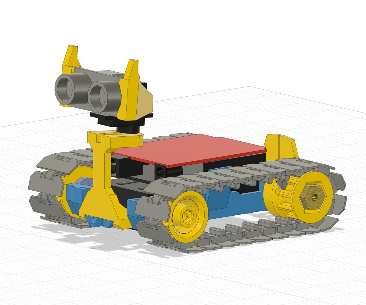 MINI ROBOT MAKER KIT